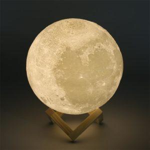 Lampe Lune Etonnante