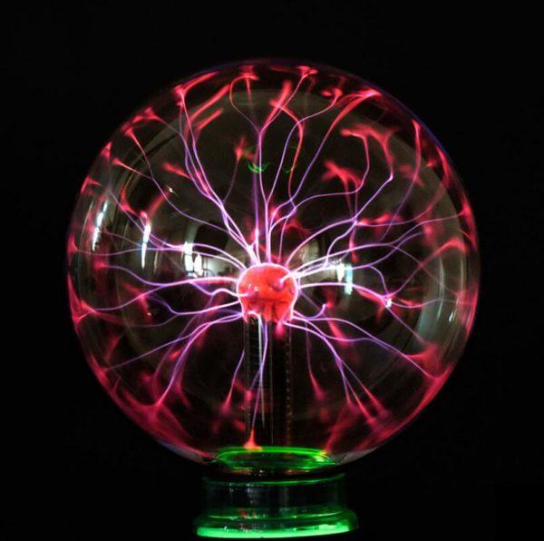 Globe Sphère Plasma
